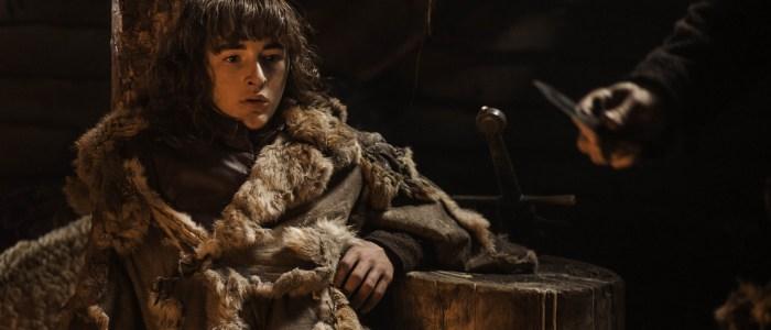 Game of Thrones Season 4 - Bran