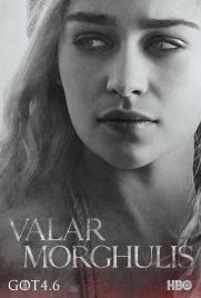 Game of Thrones Season 4 - Emilia Clarke as Daenerys Targaryen