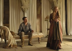 Game of Thrones Season 4 - Jaime and Cersei