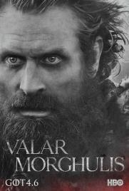 Game of Thrones Season 4 - Kristofer Hivju as Tormund