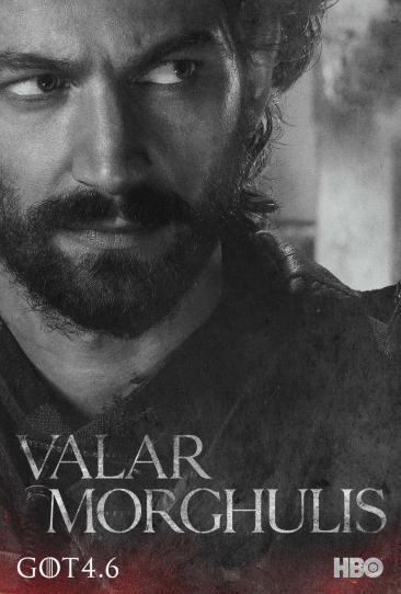 Game of Thrones Season 4 - Michiel Huisman as Daario Naharis