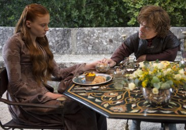 Game of Thrones Season 4 - Sansa and Tyrion