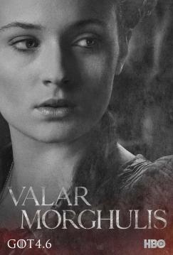Game of Thrones Season 4 - Sophie Turner as Sansa Stark