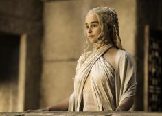 Game of Thrones Season 5 - Emilia Clarke as Daenerys