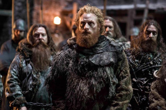 Game of Thrones Season 5 - Kristofer Hivju as Tormund Giantsbane