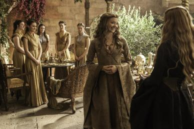 Game of Thrones Season 5 - Margaery and Cersei