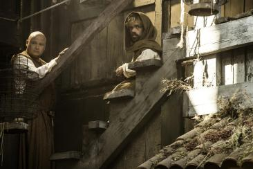 Game of Thrones Season 5 - Varys and Tyrion