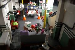 Ghostbusters HQ Lego 5