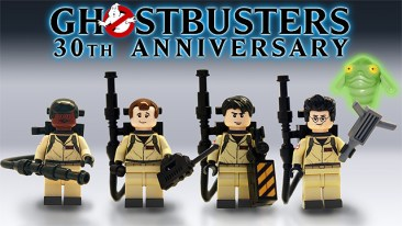 Ghostbusters Lego 2