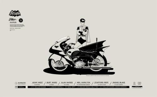 Gianmarco Magnani - Batman 66 Robin