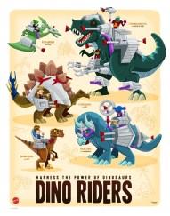Glaubinger dino riders