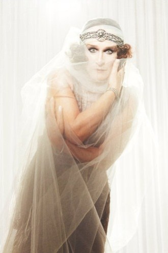 Glenn Close as the Vamp