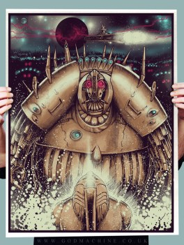 Godmachine - Fifth Element