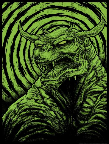 Godmachine - Ghostbusters variant