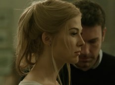 Gone Girl - Rosamund Pike and Ben Affleck