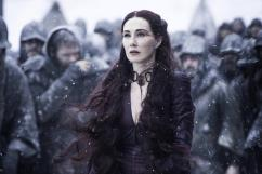 Carice van Houten as Melisandre.
