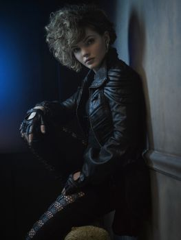 Gotham Season 2 - Camren Bicondova as Selina Kyle