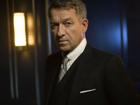 Gotham Season 2 - Sean Pertwee as Alfred Pennyworth
