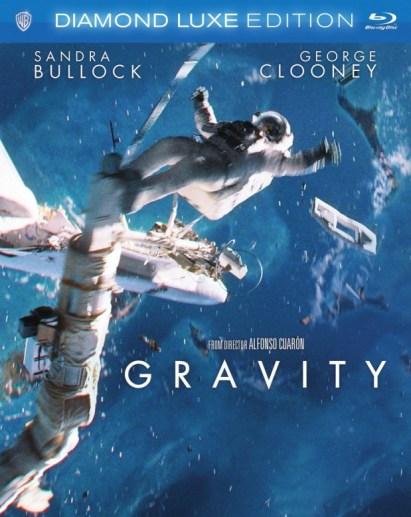 Gravity Diamond Luxe Blu-ray