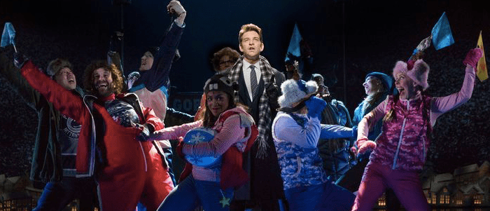 Groundhog Day Broadway Musical Review