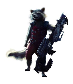 Guardians of the Galaxy photos Rocket Raccoon