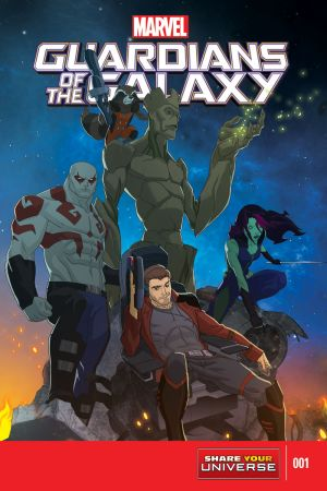 Guardians of the Galaxy All Ages