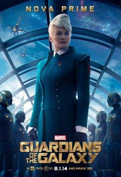 Guardians of the Galaxy - Nova Prime