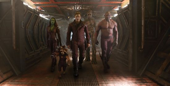 Guardians of the Galaxy featurette