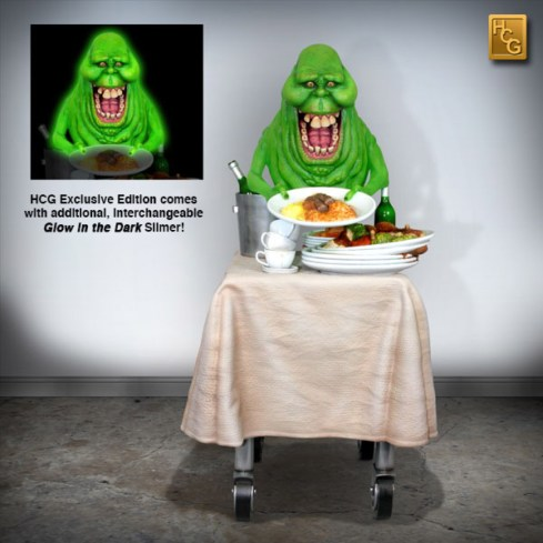 HCG Exclusive 1:4 Scale Slimer