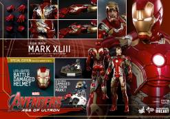 HT Avengers Age of Ultron Iron Man Armor 10