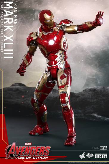 HT Avengers Age of Ultron Iron Man Armor 6