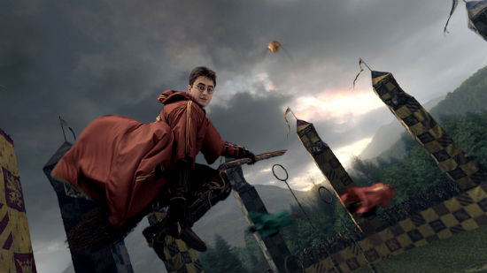 Harry Potter history of Quidditch world cup