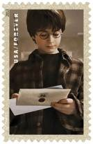 Harry Potter Stamp 1