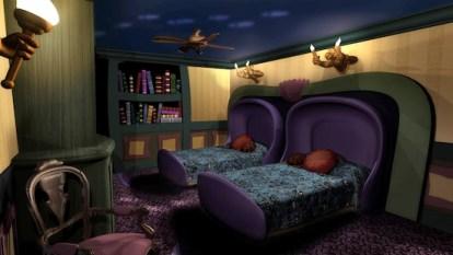 Haunted Mansion Room 2