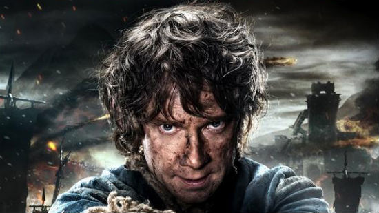 Hobbit Battle Five Armies character posters