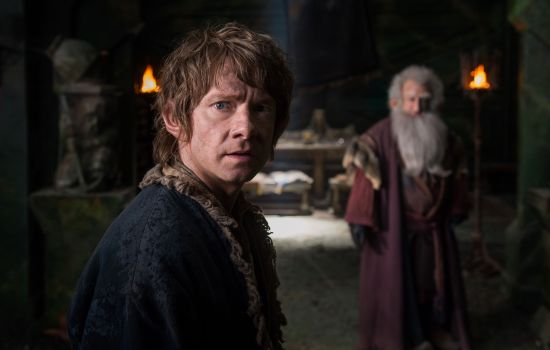 Hobbit Battle of the Five Armies Bilbo 2