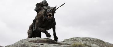 Hobbit - Warg 2