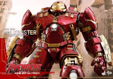 Hot Toys Avengers Hulkbuster 10