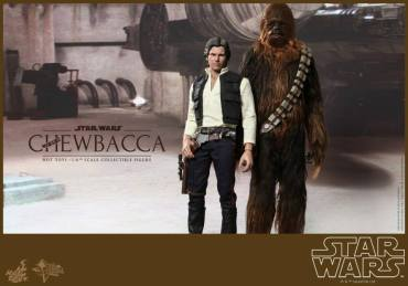 Hot Toys Chewbacca 2