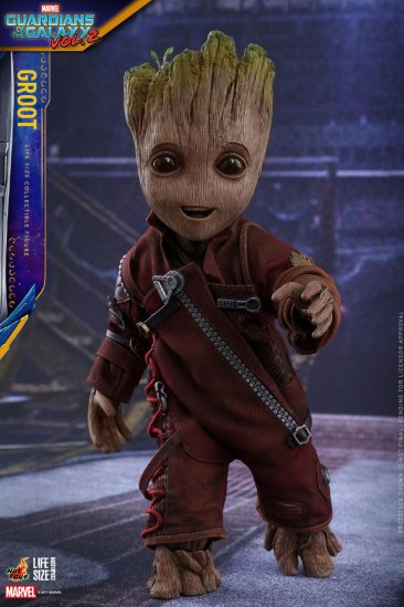 Hot Toys - GOTG2 - Groot Life Size Collectible Figure_PR10