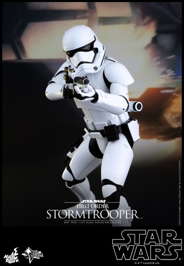 Hot Toys - Star Wars - The Force Awakens - First Order Stormtrooper Collectible Figure_PR2