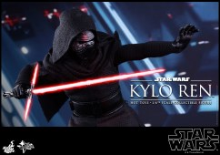 Hot Toys - Star Wars - The Force Awakens - Kylo Ren Collectible Figure_PR8