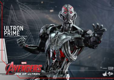 Hot Toys Ultron 10