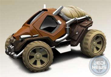 Hot Wheels Tusken Raider