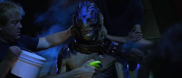 How Guillermo del Toro made The Shape of Water