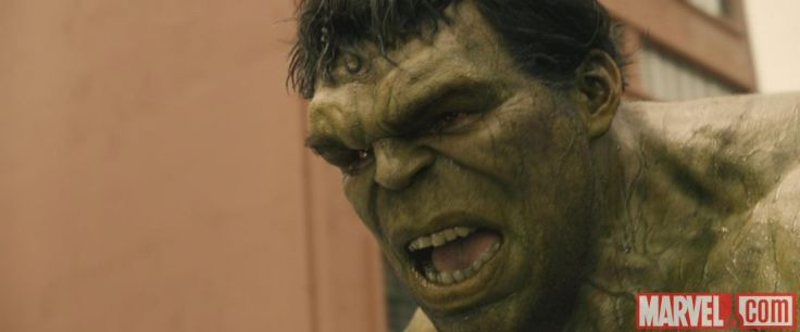 Hulk Age of Ultron 1