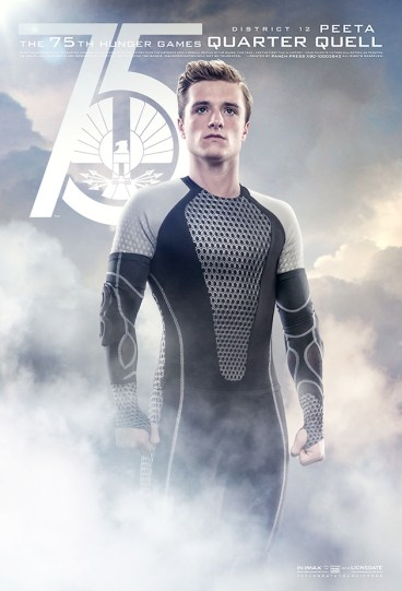 Hunger Games Catching Fire District 12 - Peeta