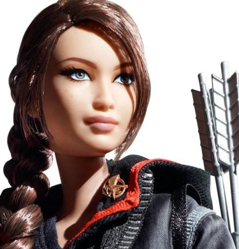 Hunger Games Katniss Barbie 1