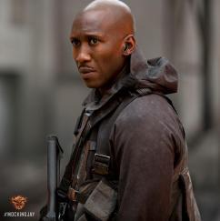 Hunger Games Mockingjay - Mahershala Ali as Boggs