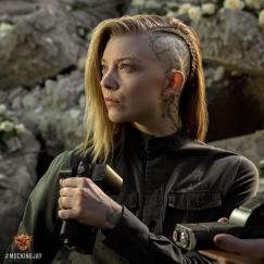 Hunger Games Mockingjay - Natalie Dormer as Cressida